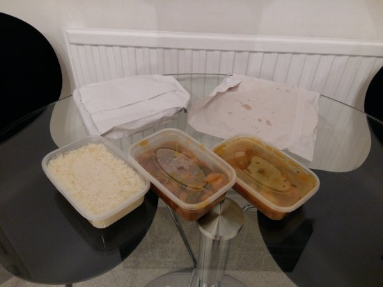 Dial A Curry Picture Of Buckingham Tandoori Indian
