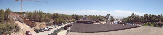 RV Hotel Ametlla Mar: Vista panorámica desde la habitación 248.
