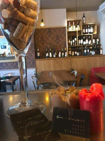 Sant Joan Despi, Spanien: U-NICO Restaurante Vinoteca