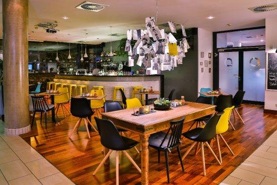 QGREEN Premium room - Billede af Hotel Frankfurt Messe affiliated by Meliá - Tripadvisor