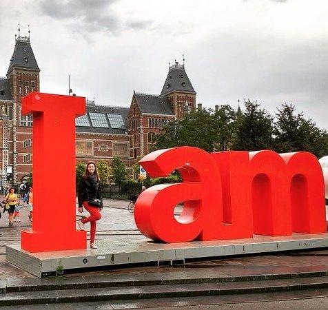 Photo of I Amsterdam in Amsterdam, , NL