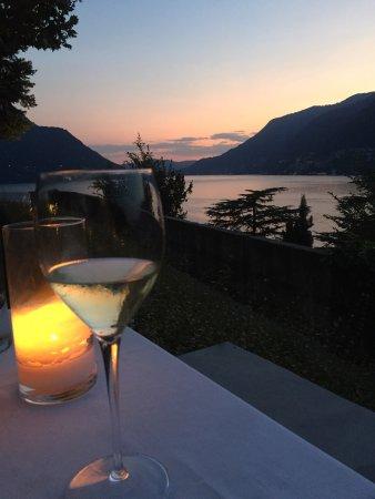 Pognana Lario, Italia: Villa Lario Lake Restaurant