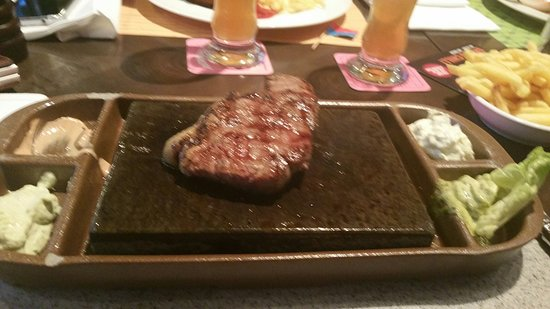Geroldswil, Schweiz: Sizzling Beef