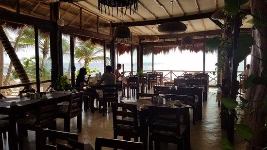 Rosa del Viento: Hotel restaurant