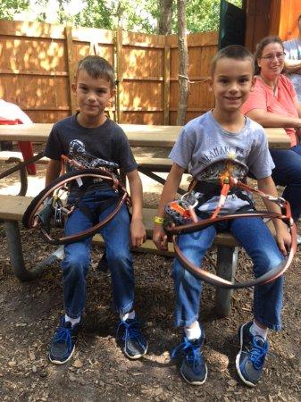 Cape May Court House, NJ: 7 Year Old Grandchildren: Jacob & Cody