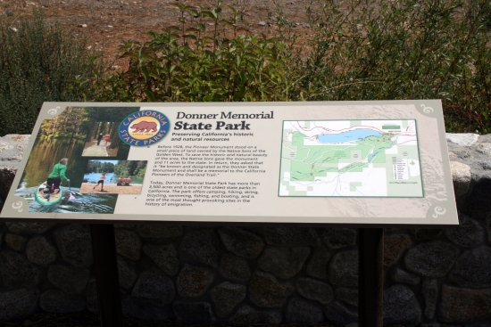 Donner Memorial State Park and Emigrant Trail Museum: Donner Memorial State Park