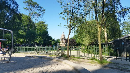 Photo of Park Sarphatipark at Sarphatipark, Amsterdam 1073 CZ, Netherlands