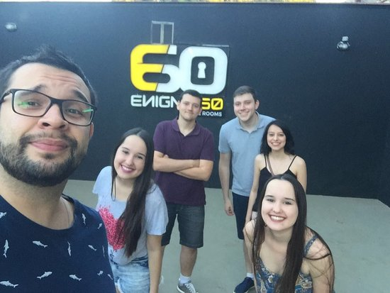 Enigma 60 Escape Rooms