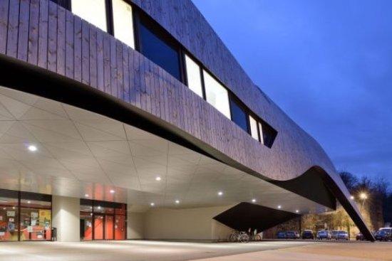 Romans-sur-Isere, France: La Cordonnerie SMAC - Cité de la Musique