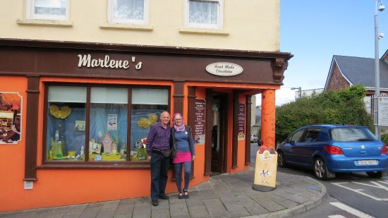 Marlene's Chocolate Haven : Exterior