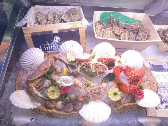 Photo de la table du mareyeur port grimaud - Restaurant la table du mareyeur port grimaud ...