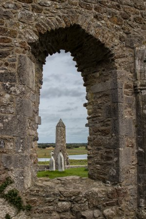 County Offaly, Ireland: Rovine