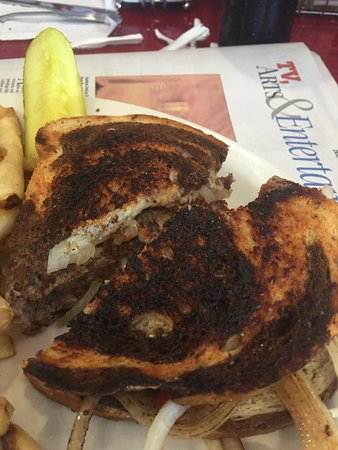 Londonderry, NH: Burnt Food