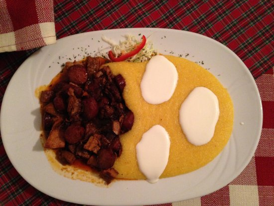 Baile Tusnad, Rumania: Good food