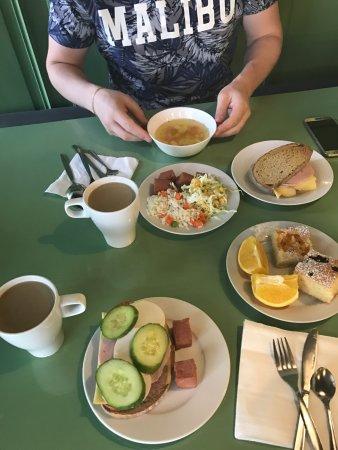 Juno: Завтрак)