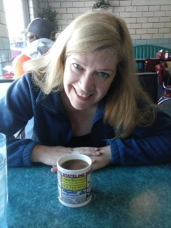 Greendale, IN: The smile after another refill