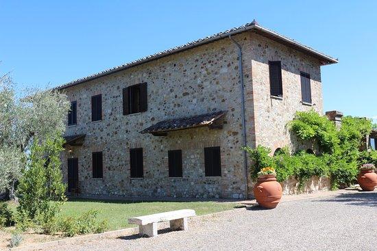 Quercegrossa, إيطاليا: Dependance