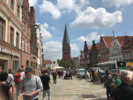 Egestorf, Germania: comercio