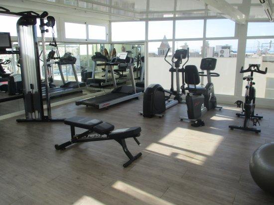 Decent Enough Gym Picture Of Hotel Saratoga Palma De Mallorca