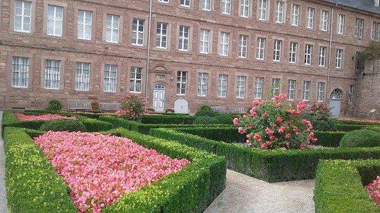 Heilbad Heiligenstadt, Germany: барокгартен