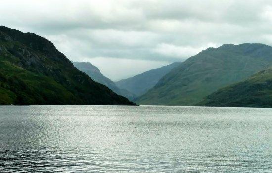 Knoydart Peninsula, UK: Fresh water lake in Knoydart