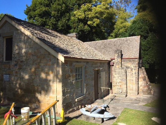 Gosford, Australia: Henry Kendall Cottage & Historical Museum