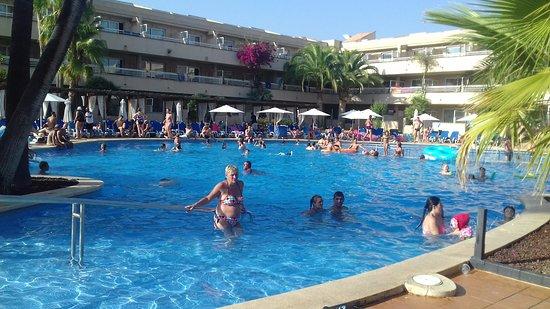 Hotel Ibersol Son Caliu Mar: Piscine principale