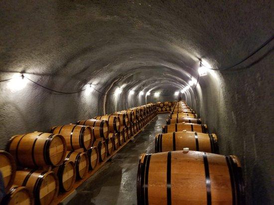 Χίλντσμπεργκ, Καλιφόρνια: A wonderful family who make great wine.