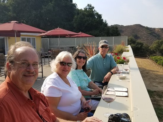 Hahn Estate Winery: Fun