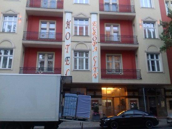 Hotel Europa City Berlin Konstanzer Str
