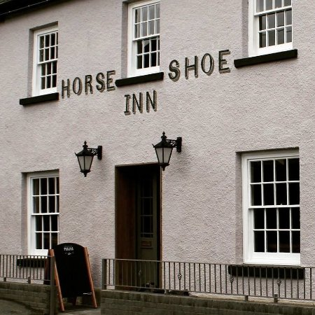 The Horseshoe Inn Llangattock