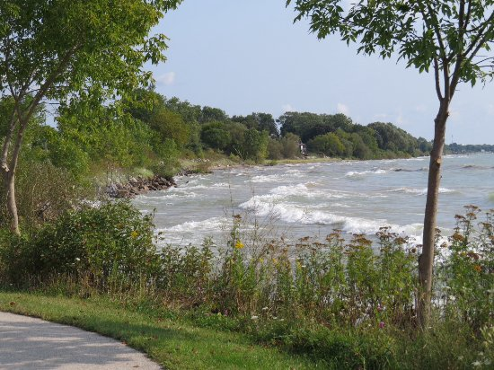 Two Rivers, WI: one of several vista's