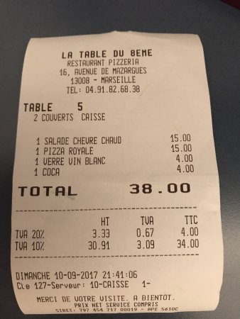 Img 20171120 201149 Large Jpg Picture Of La Table Du 8eme