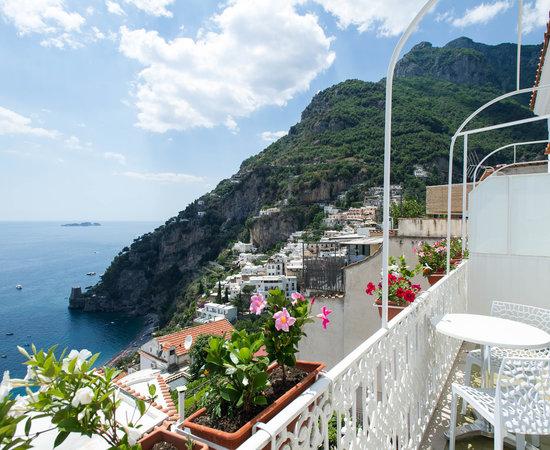 B b casa nilde positano italy reviews photos price for Casa positano