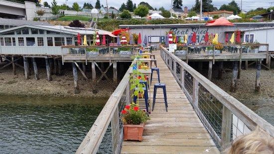 Boat Shed Restaurant: 20170909_134031_large.jpg