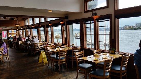 Boat Shed Restaurant: 20170909_133122_large.jpg