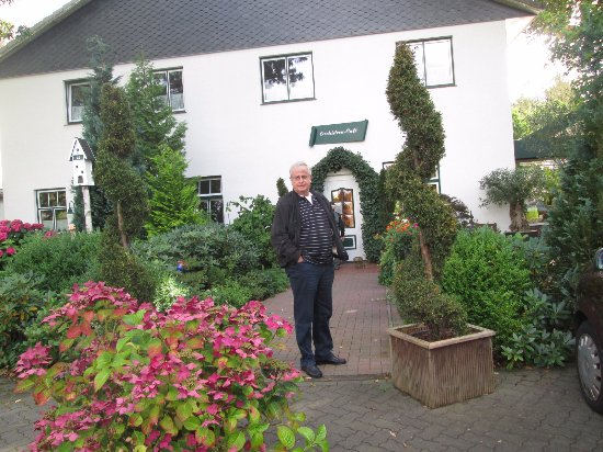 Σένεφελντ, Γερμανία: Orchideencafe Schenefeld - Mittelholst.