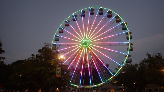 Knoebel's Amusement Resort: Girant Wheel