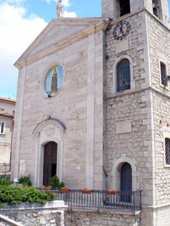 Chiesa di San Rocco - Gesualdo (AV)