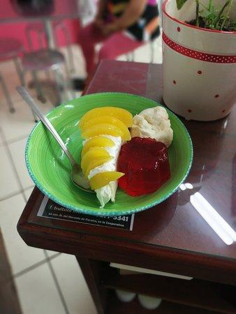 Paraiso, Costa Rica: Delicioso y. Excelente servicio