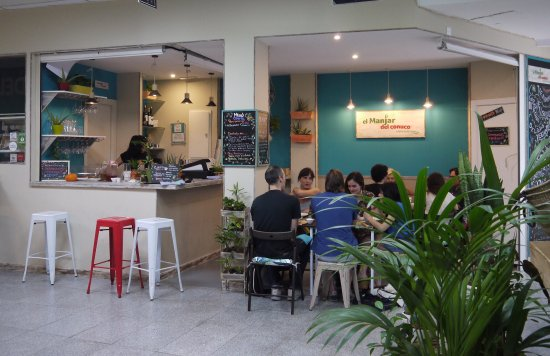 El manjar del conuco madryt recenzje restauracji for Ibis paseo del prado