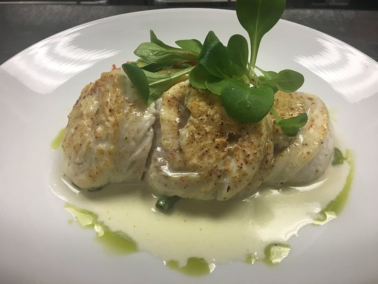 ‪‪Berkeley Heights‬, نيو جيرسي: Stuffed Sole with Jumbo Lump Crab ‬