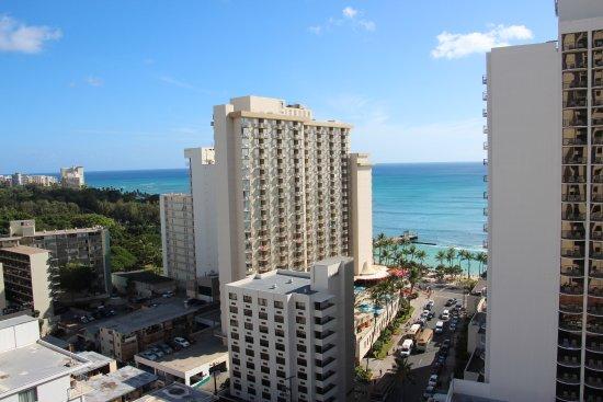 Waikiki Beach Marriott Resort & Spa: View of Ocean