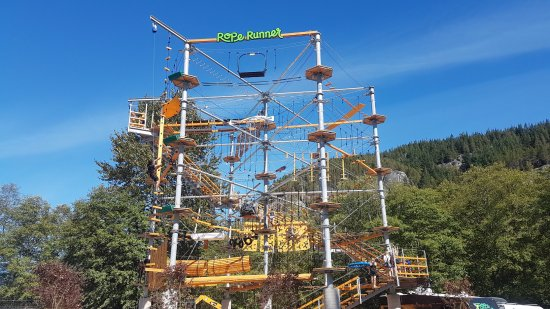 Rope Runner Aerial Adventure Park