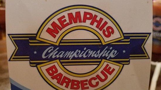 Memphis Championship Barbecue: Full bar