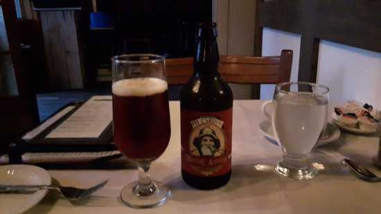 Amqui, Canada : This was a really good beer, I think it's only available in Quebec.