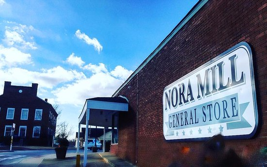 Nora Mill General Store on the Square in Cleveland, GA