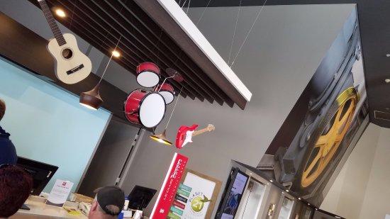 ibis Brisbane: Check in counter