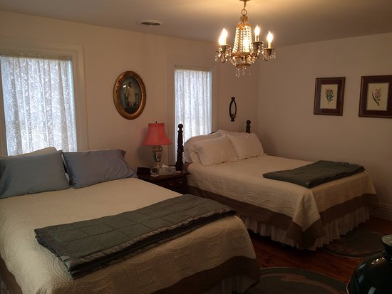 Potsdam, NY: Master Suite with Private Bathroom.