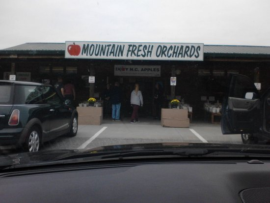 Mountain Fresh Orchard